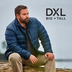 Casual Male XL deals in the Casual Male XL catalog ( More than a month)