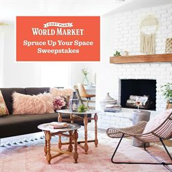 Cost Plus World Market deals in the Los Angeles CA weekly ad