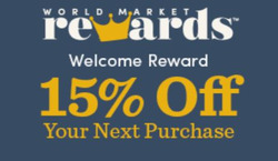 Cost Plus World Market coupon in Gilbert AZ ( 3 days left )