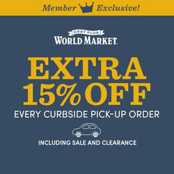 Cost Plus World Market coupon in College Station TX ( 7 days left )