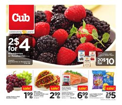 Cub Foods deals in the Saint Paul MN weekly ad