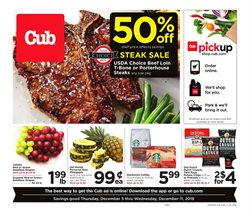 Cub Foods deals in the Rochester MN weekly ad