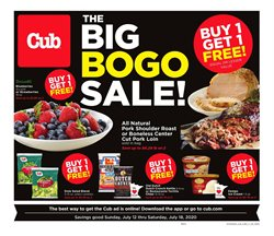 Restaurants offers in the Cub Foods catalogue in Rochester MN ( 3 days left )