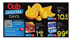 Cub Foods catalogue ( Expired )