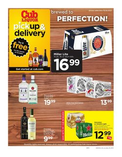 Cub Foods deals in the Cub Foods catalog ( 5 days left)