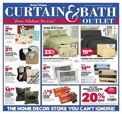 Prints deals in the Curtain and Bath Outlet weekly ad in Brockton MA