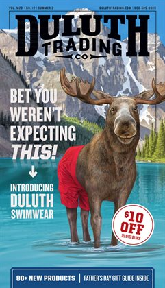 Duluth Trading Co catalogue ( Expired )