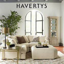 Havertys catalogue ( More than a month )