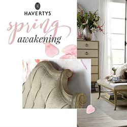 Home & Furniture offers in the Havertys catalogue in Savannah GA ( 24 days left )