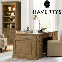 Home & Furniture offers in the Havertys catalogue in Knoxville TN ( 1 day ago )