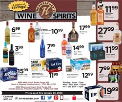Hornbacher's deals in the Fargo ND weekly ad