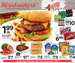 Hornbacher's catalogue ( Expires today )