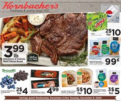 Hornbacher's catalogue ( 2 days ago )