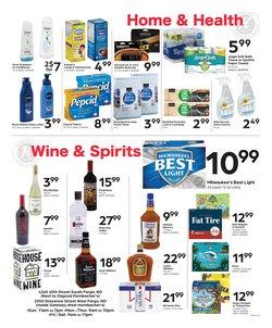 Grocery & Drug deals in the Hornbacher's catalog ( 4 days left)