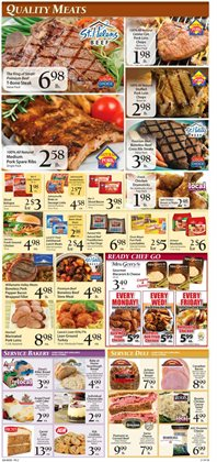 Footwear deals in the IGA weekly ad in New York