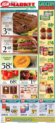 IGA deals in the Riverside CA weekly ad