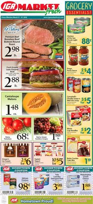 IGA deals in the Seattle WA weekly ad