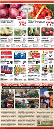 Beer deals in the IGA weekly ad in San Jose CA