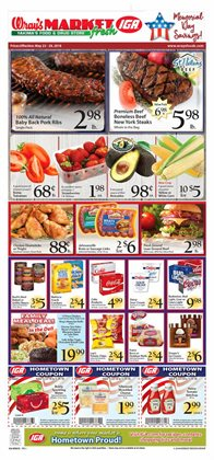 IGA deals in the Phoenix AZ weekly ad