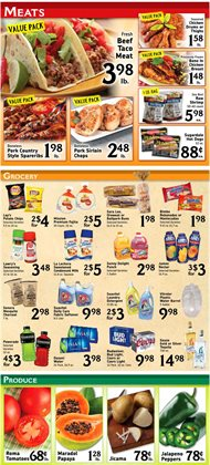 Land O'Lakes deals in the IGA weekly ad in New York