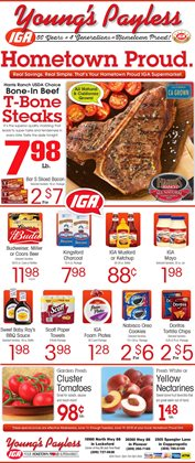 Books & stationery deals in the IGA weekly ad in New York