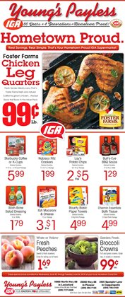 IGA deals in the Bethel CT weekly ad