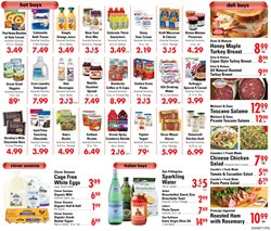 Bowl deals in the IGA weekly ad in Newark OH
