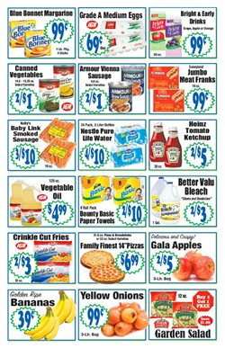 Decoration deals in the IGA weekly ad in Kent WA