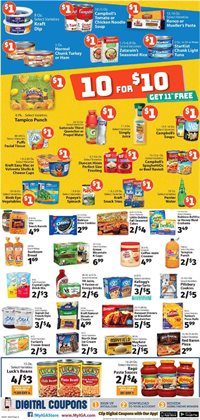 Phones deals in the IGA weekly ad in Springfield OH
