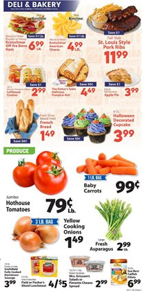 Carrots deals in the IGA weekly ad in Federal Way WA