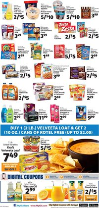 Cereals deals in the IGA weekly ad in New York