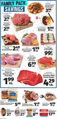 New deals in the IGA weekly ad in Norcross GA