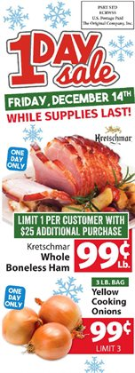 IGA deals in the San Jose CA weekly ad