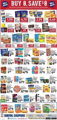 Blouse deals in the IGA weekly ad in Acworth GA