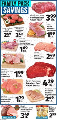 Breakfast deals in the IGA weekly ad in New York