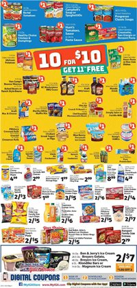 Cleaners deals in the IGA weekly ad in Acworth GA