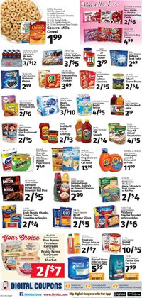 Mars deals in the IGA weekly ad in Poughkeepsie NY