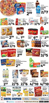 Juice deals in the IGA weekly ad in New York