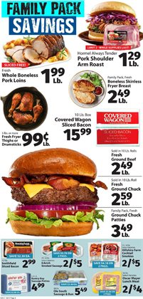 Bookshelf deals in the IGA weekly ad in New York