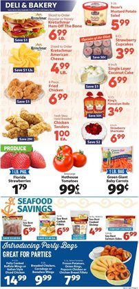 Accessories deals in the IGA weekly ad in Charleston WV