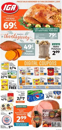 IGA deals in the Newark DE weekly ad