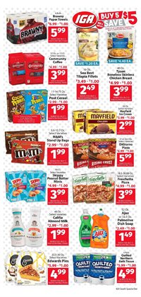 Grocery & Drug deals in the IGA weekly ad in Yakima WA