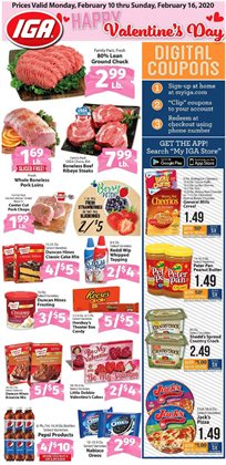 IGA catalogue in Corona NY ( Expires today )