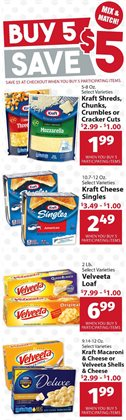Great Lakes deals in IGA