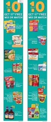 Grocery & Drug deals in the IGA catalog ( 2 days left)