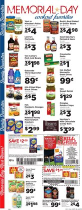 Barbecue deals in the IGA weekly ad in Miami FL