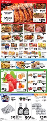 Plants deals in the IGA weekly ad in Miami FL