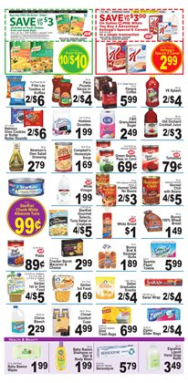 Fabric softener deals in the IGA weekly ad in Miami FL