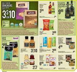 Beer deals in the IGA weekly ad in Johnstown PA