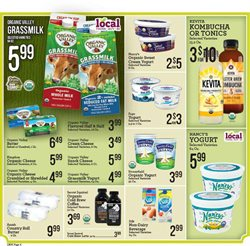 Cheese deals in the IGA weekly ad in Johnstown PA